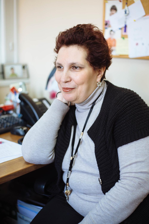 Lucy Nachmia