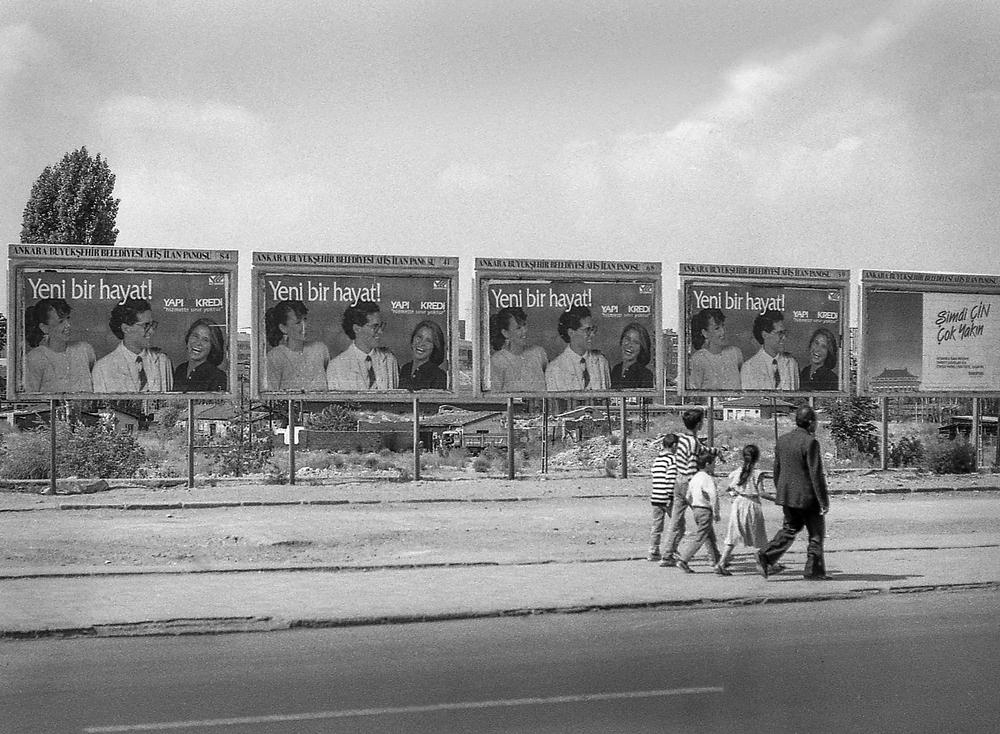 Ankara 1989, Yeni bir hayat - ein neues Leben!