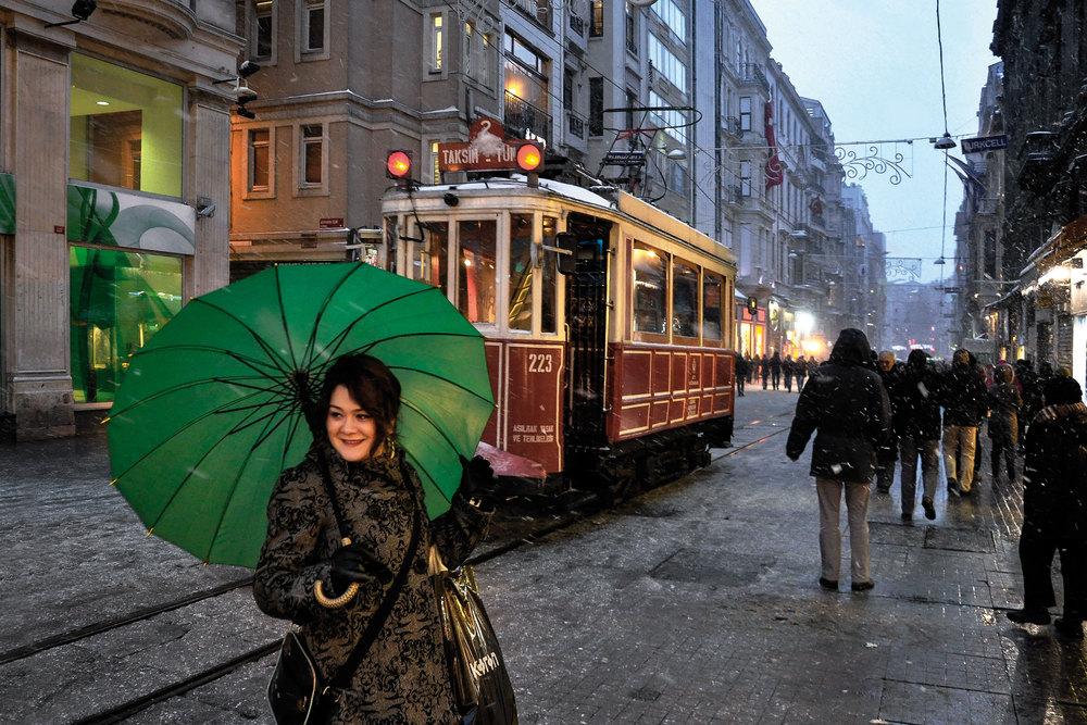 Istanbul, 2012