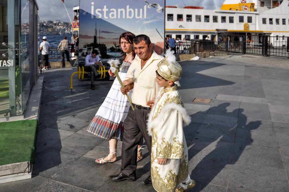 Istanbul, 8/2009