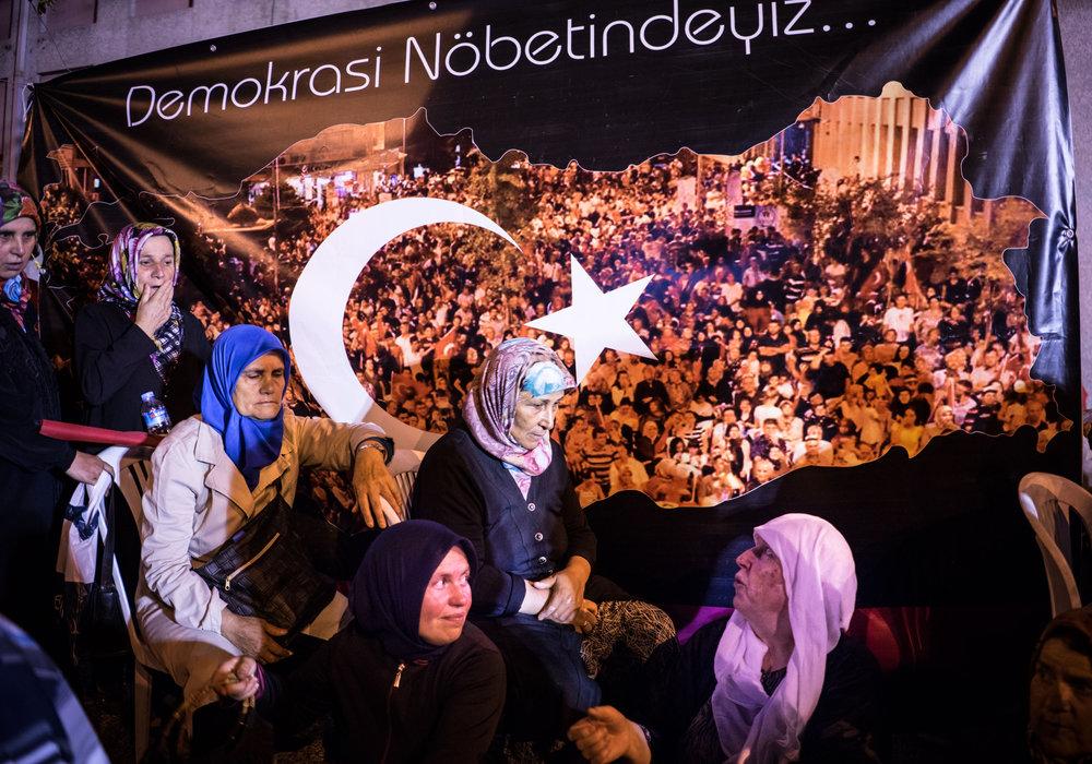 Balikesir/Türkei, August 2016