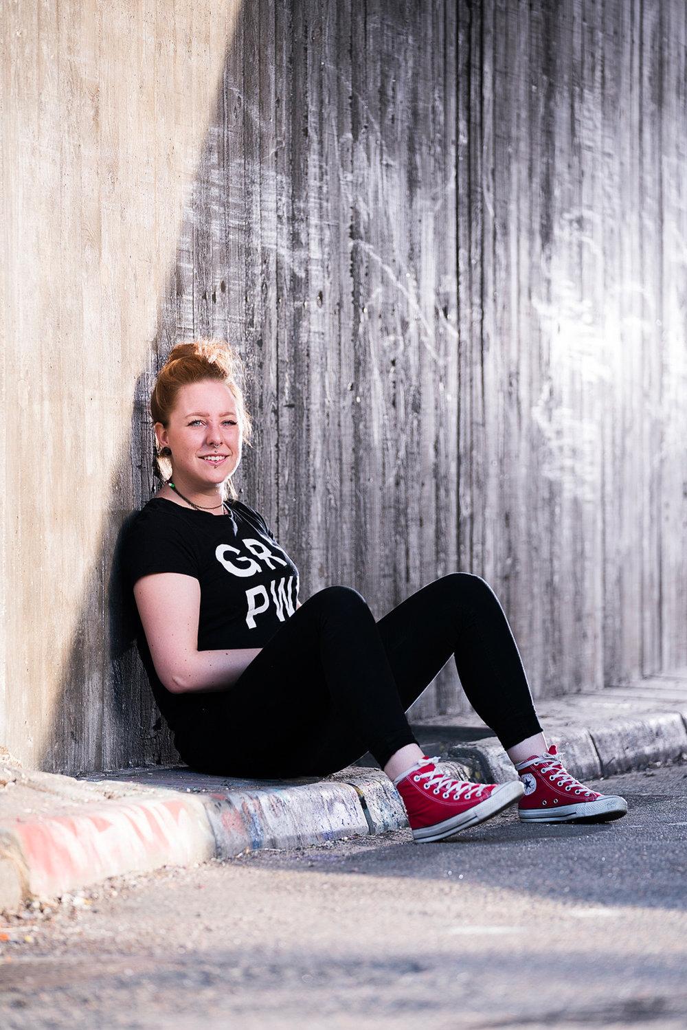 Modellfotografering i Linköping