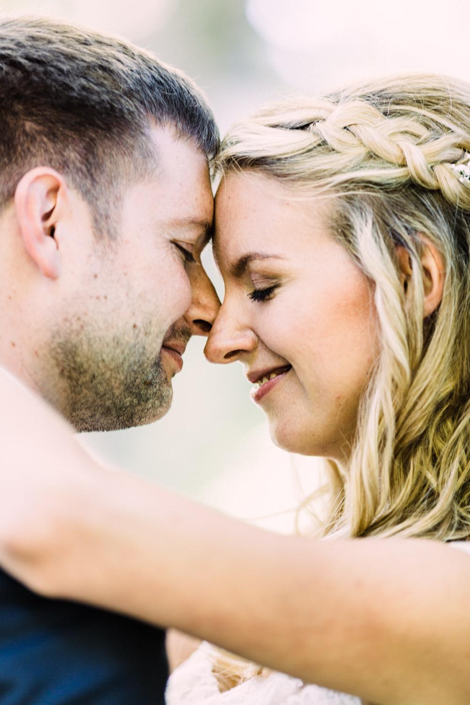 Brautpaarfoto von Anastasia Vyatkina Hochzeitsfotografin am Bodensee