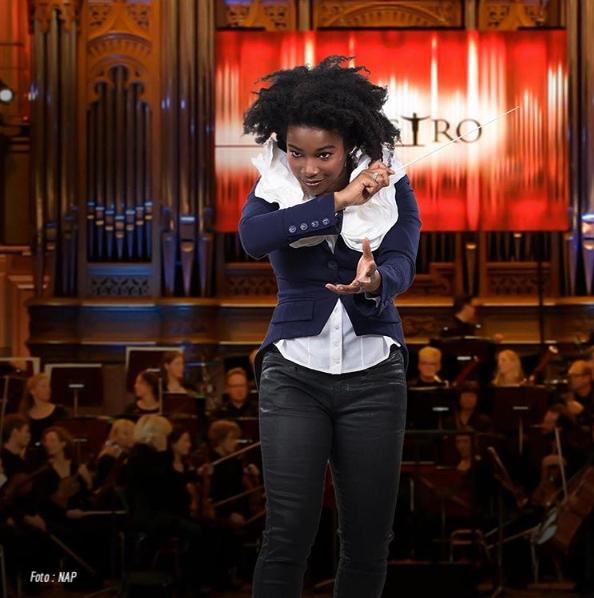 Leona in Maestro