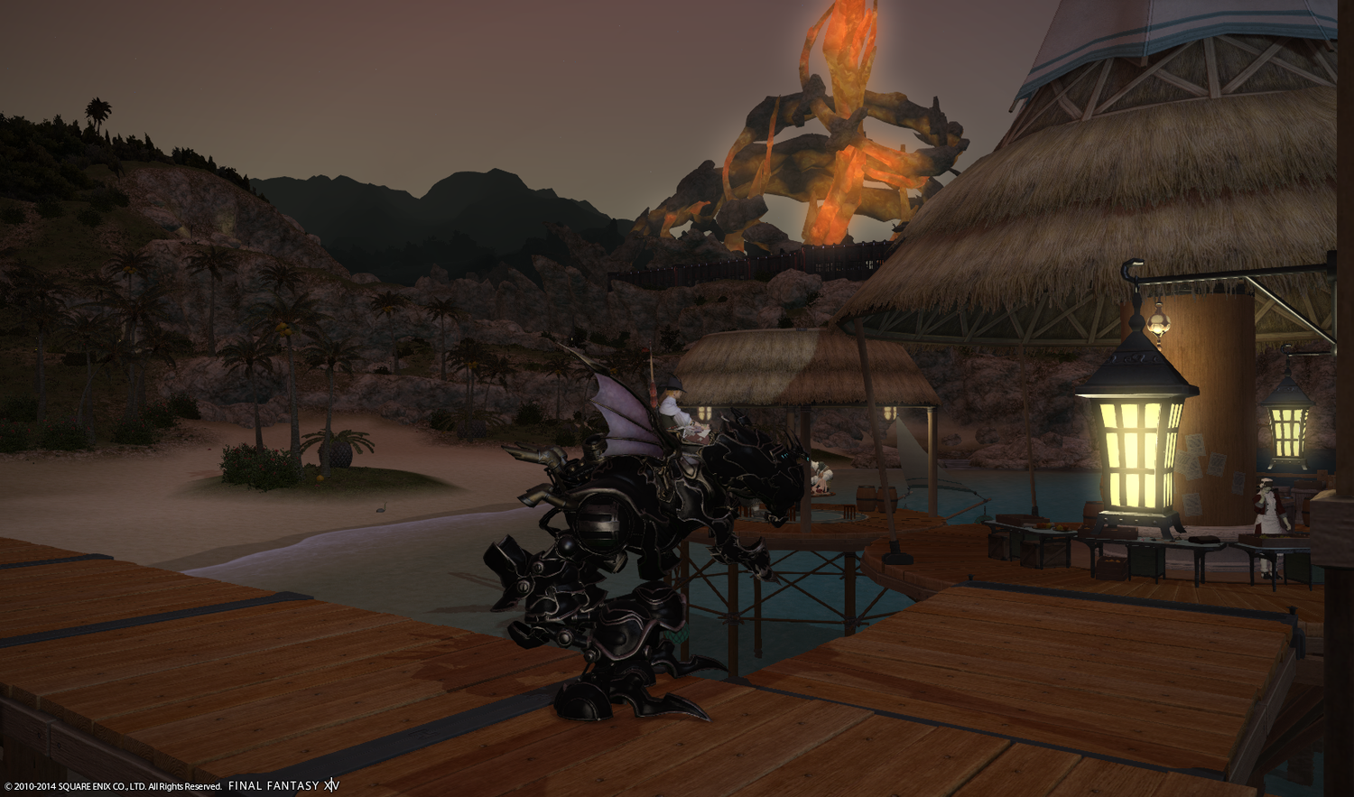 Final Fantasy XIV: A Realm Reborn Review - Part Two — Blast