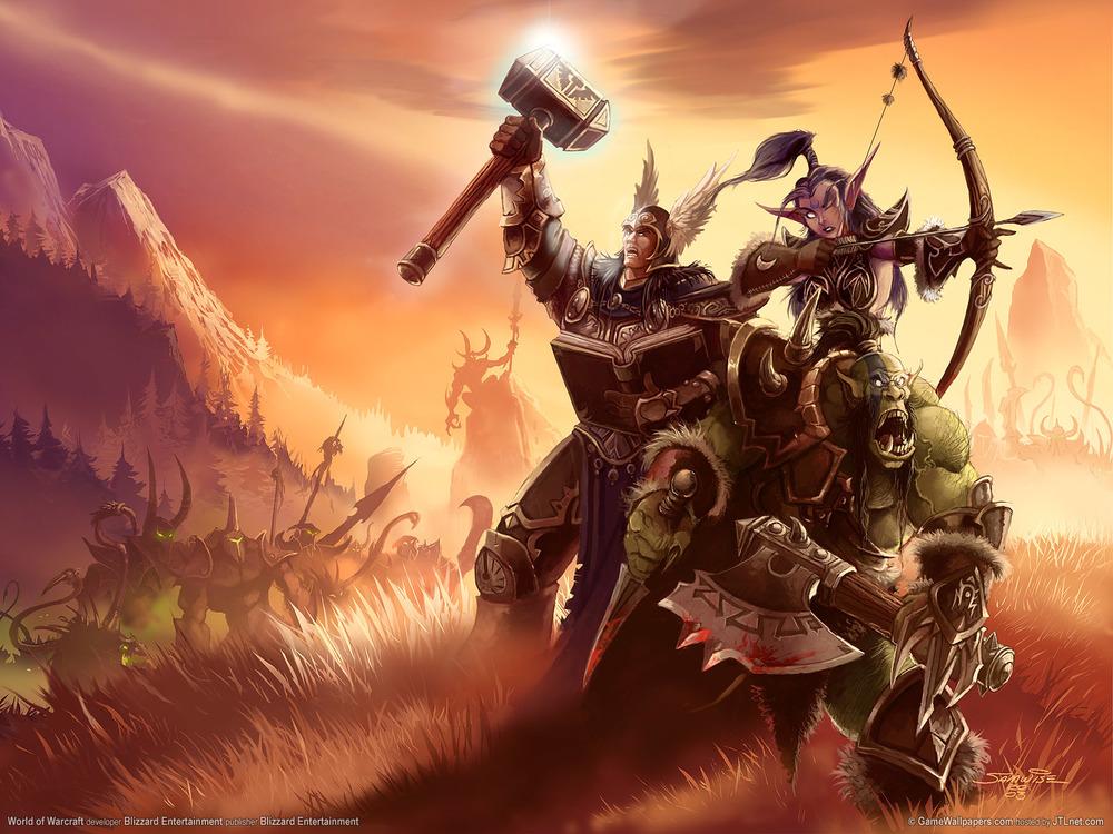 unique-wallpaper-world-of-warcraft