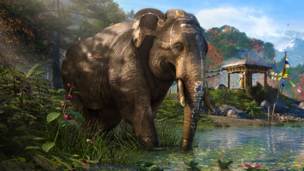 far cry 4 elephant base