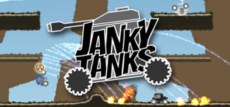 janky tanks logo