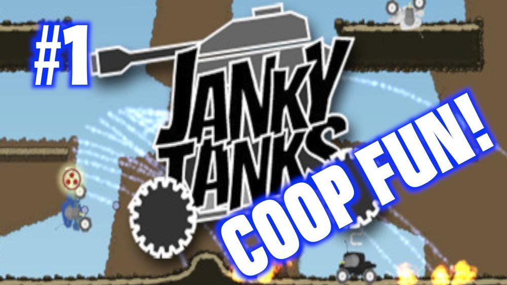 janky tanks 1