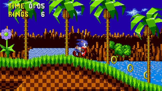 New Sonic Game For Ps4 : Tom plays sonic the hedgehog sega mega drive genesis classics ps4