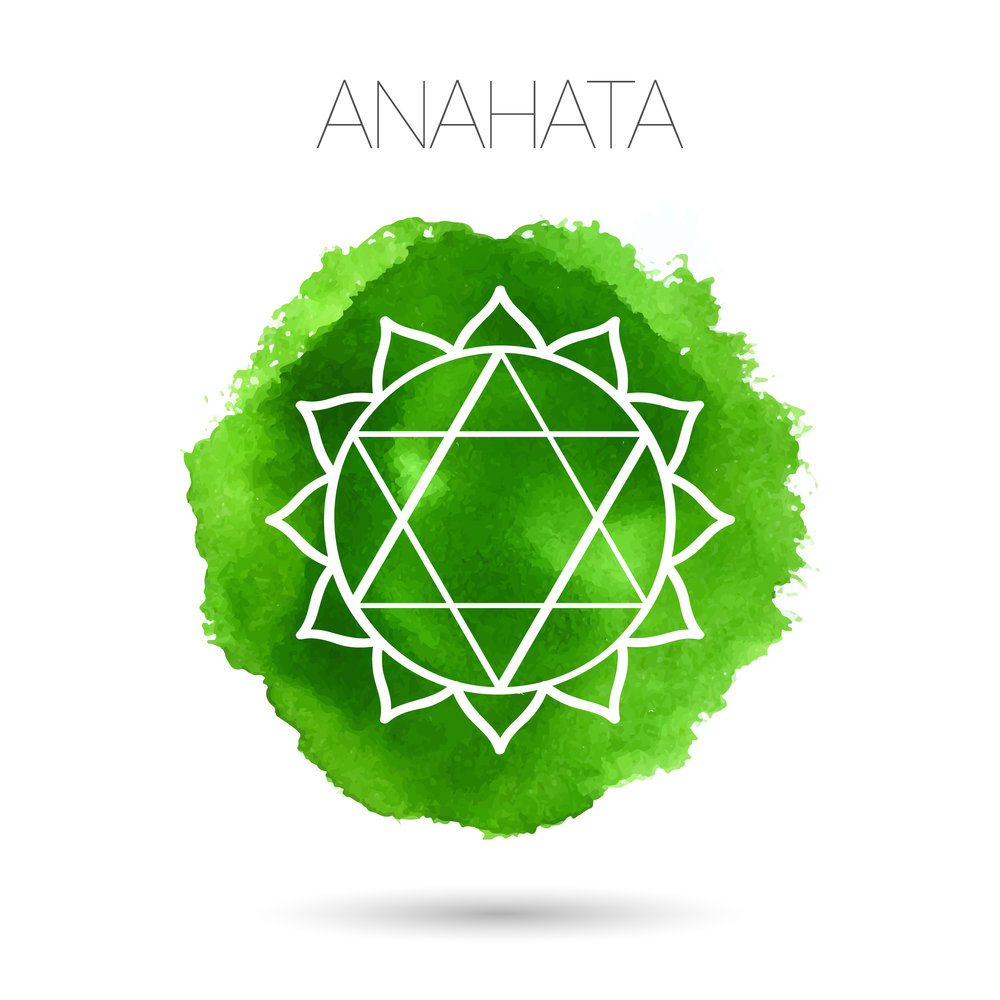 ANAHATA - Anahata, or the Heart Chakra, is the seat of our compassion towards ourselves, others, and the world around us. The mid-point of the seven chakras, it serves as the metaphysical space where physical and Spiritual meet.