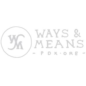 Ways & Means Portland