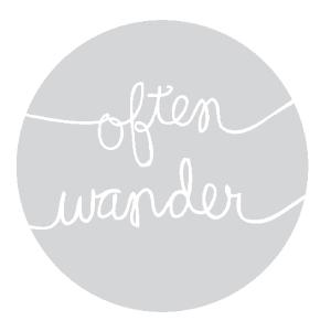 Often Wander