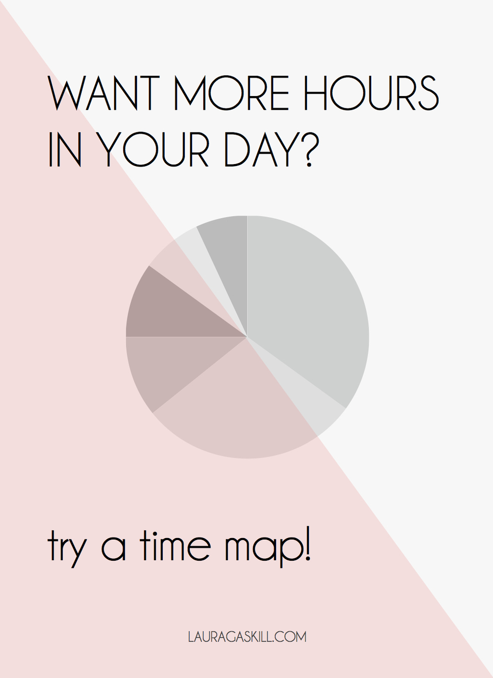Want More Hours in Your Day? Make a time map! (I'll show you how)