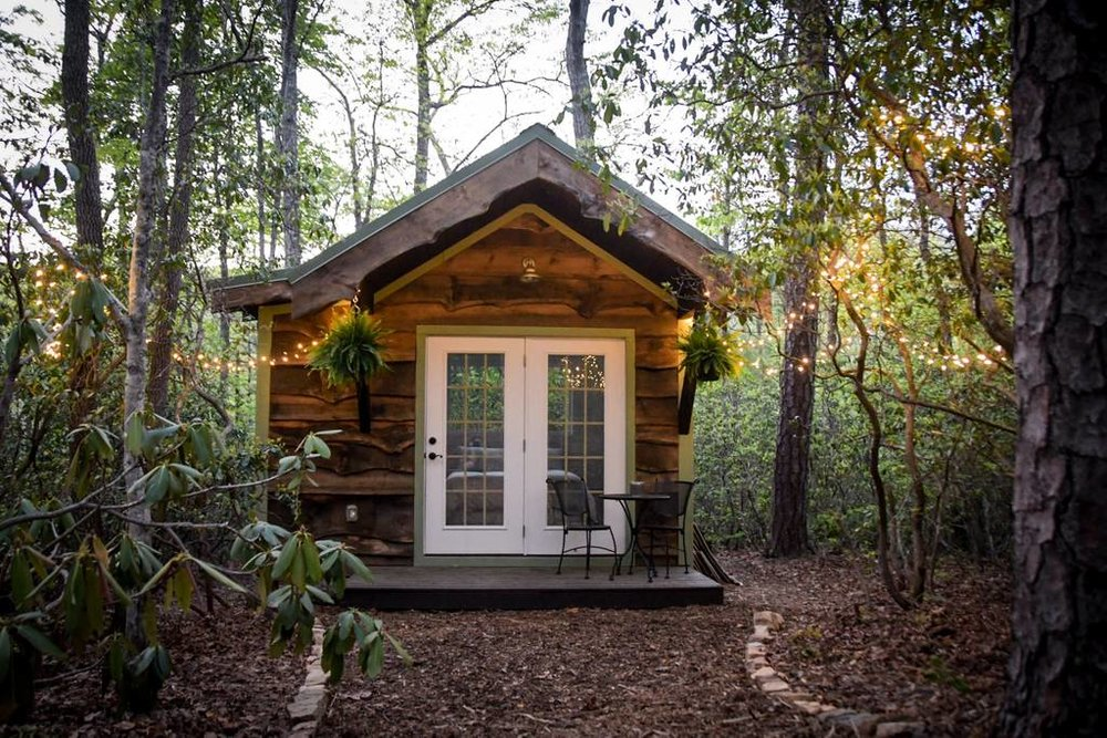 Tiny house Airbnb in North Carolina