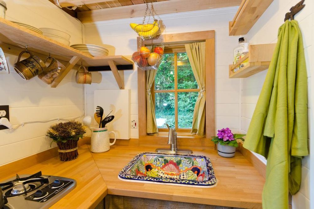 Olympia, Washington Tumbleweed Tiny House Airbnb