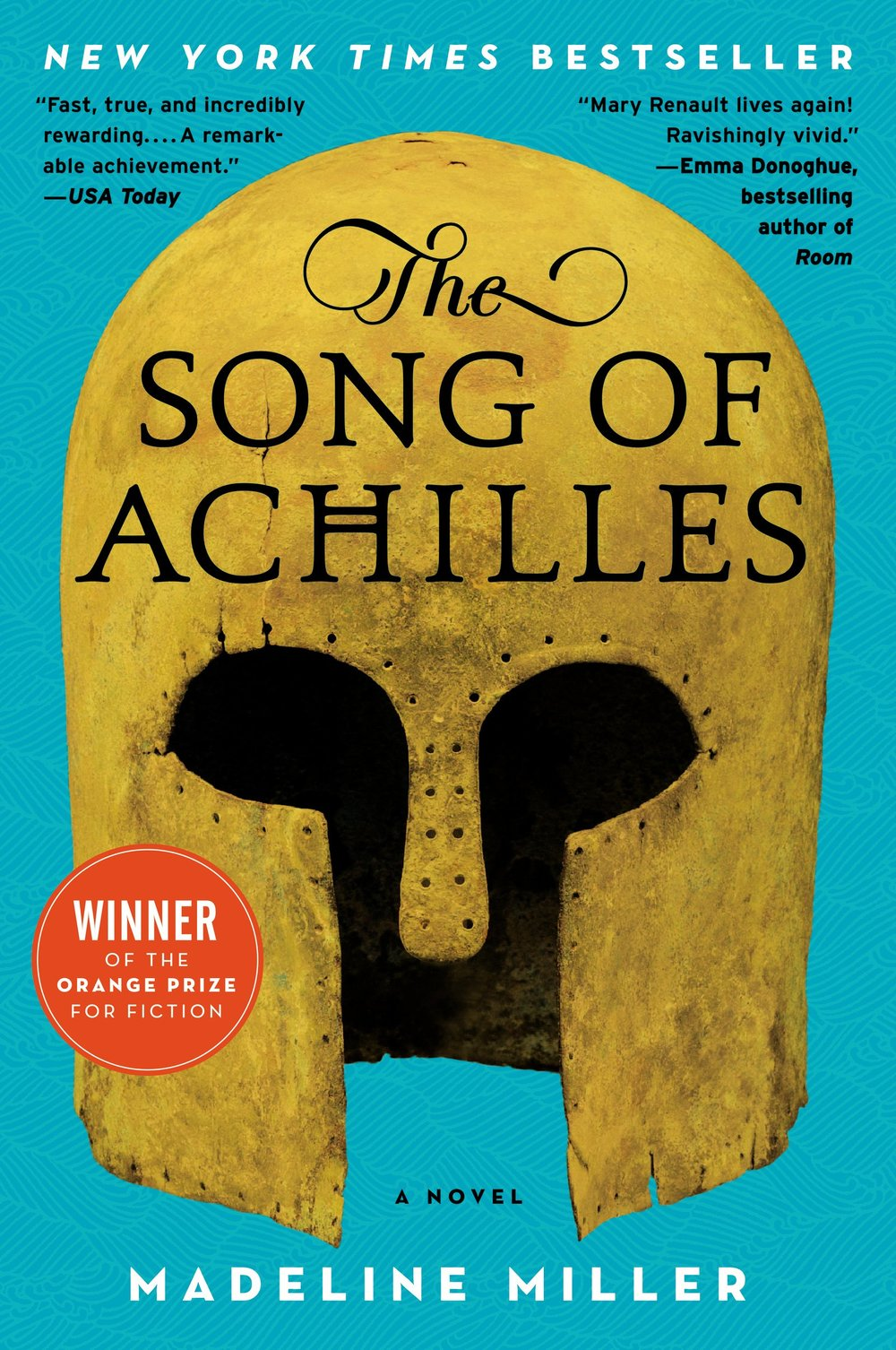 The Song of Achilles by Madeline Miller — Quick Lit September