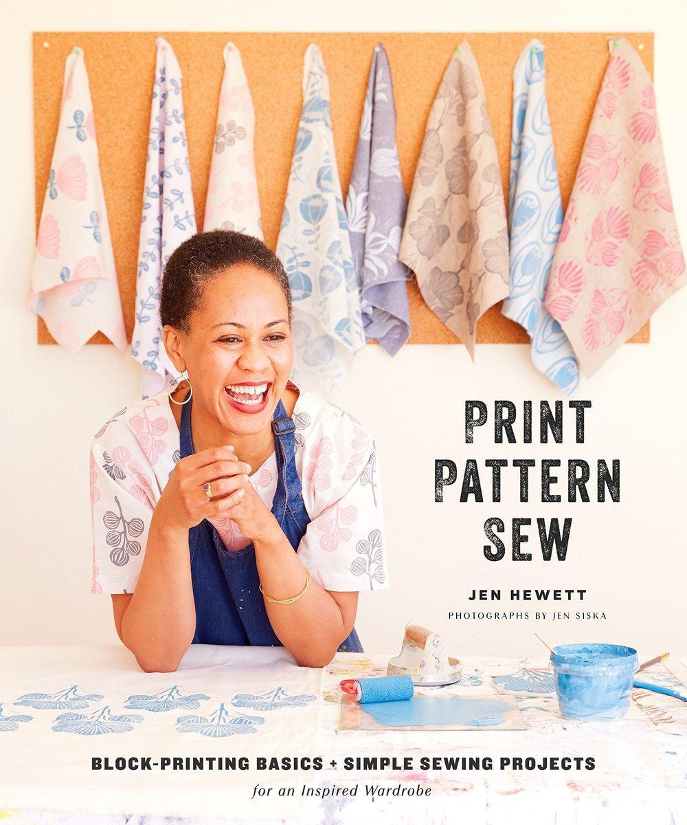 Print Pattern Sew by Jen Hewett
