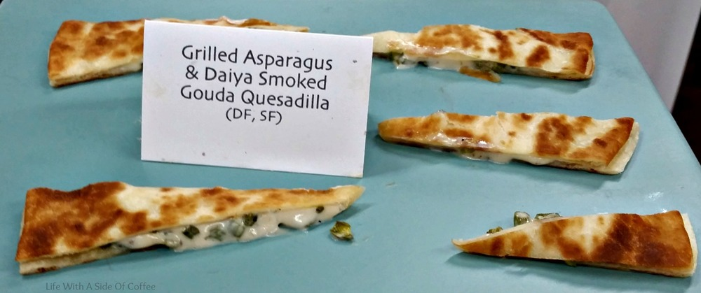 Quesadillas with Smoked Gouda