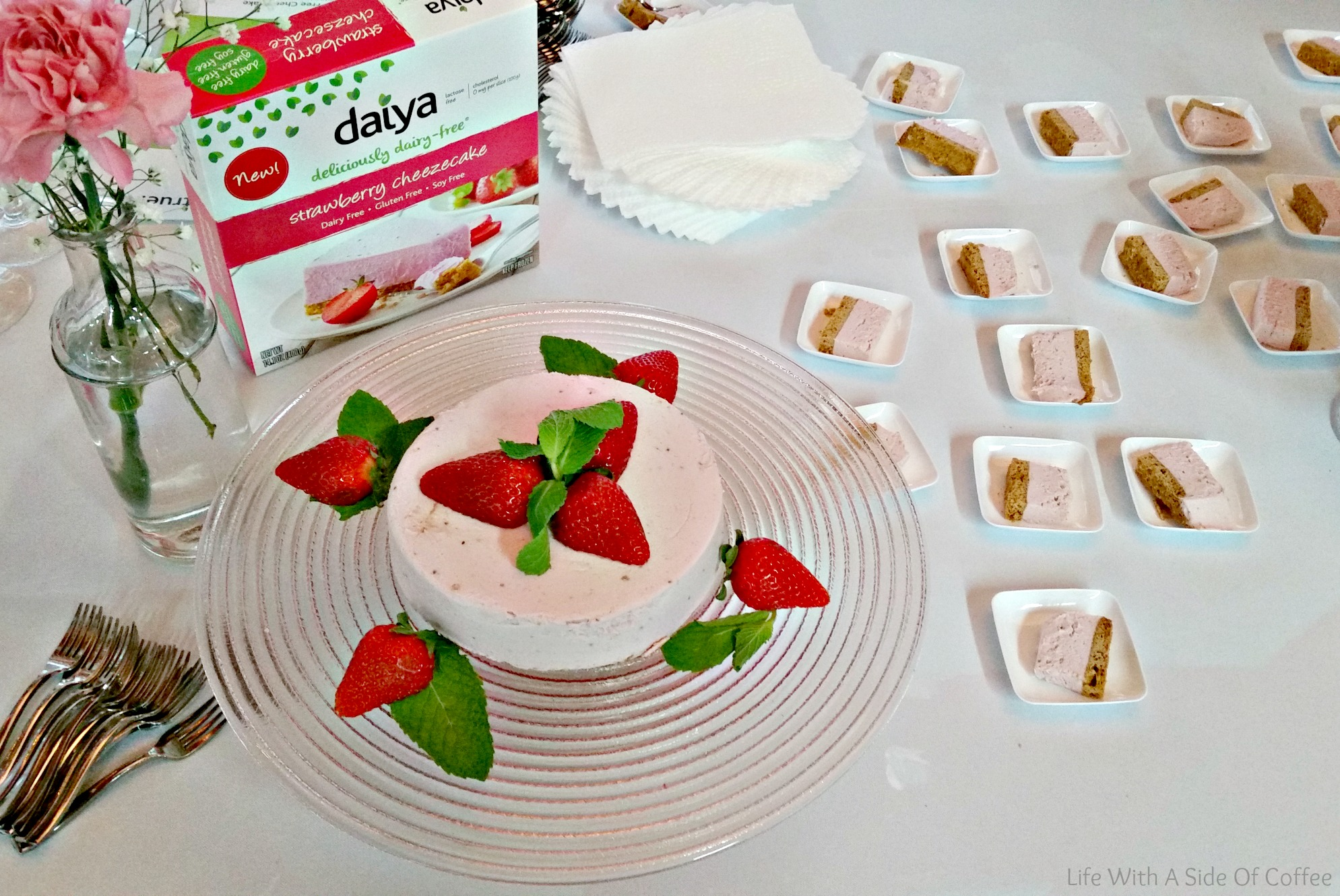 Strawberry Cheezecake 4