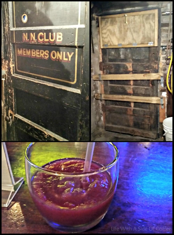 Simon's Tavern Collage