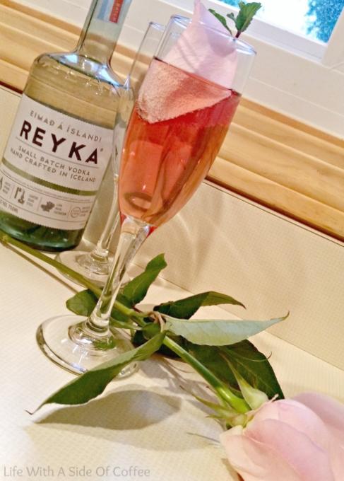 Reyka Rose Julep 1