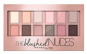 Maybelline Blushed Nudes.JPG