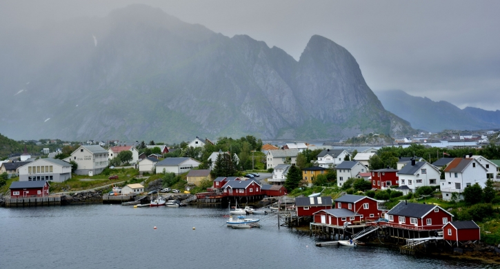 Norway. Stock photo via Pixabay ( link )