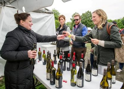 photo courtesy of Lincoln Park Wine Festival