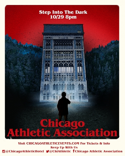 Flyer c/o Chicago Athletic Association