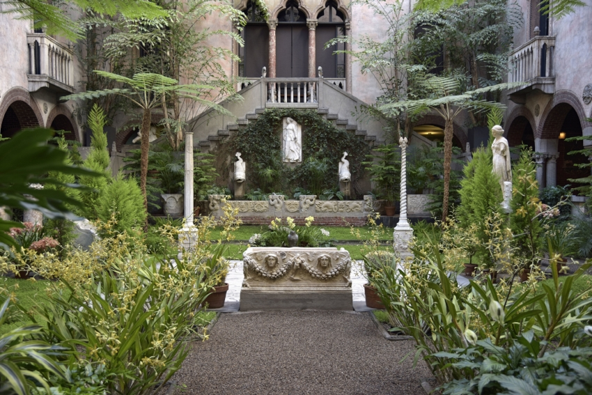 Photo Credit: Isabella Stewart Gardner Museum, Boston
