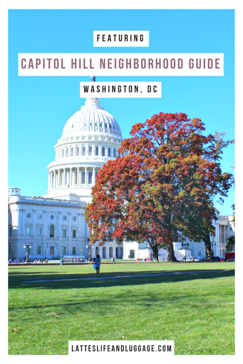 Capitol Hill Neighborhood Dc Best Hill 2018