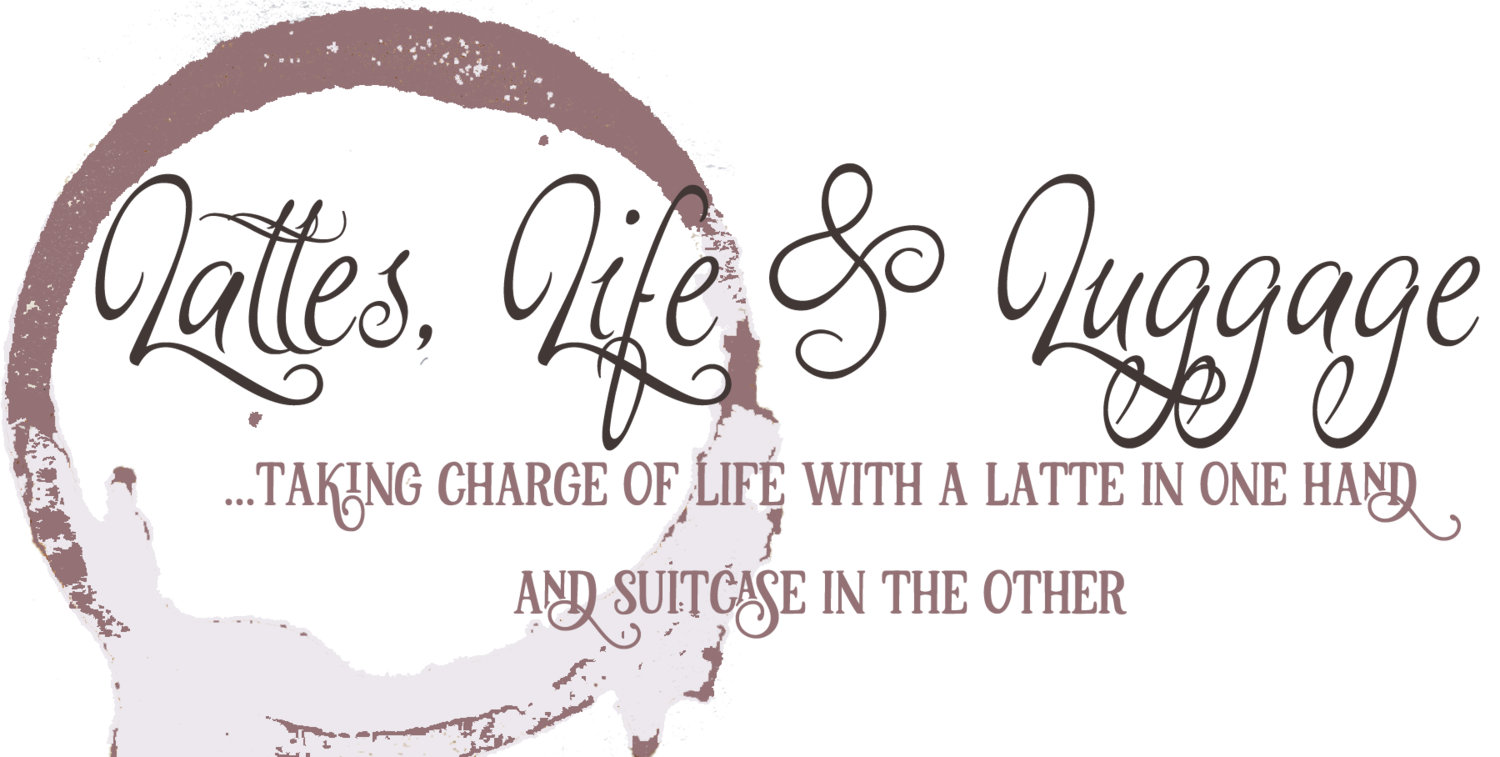 Lattes, Life & Luggage