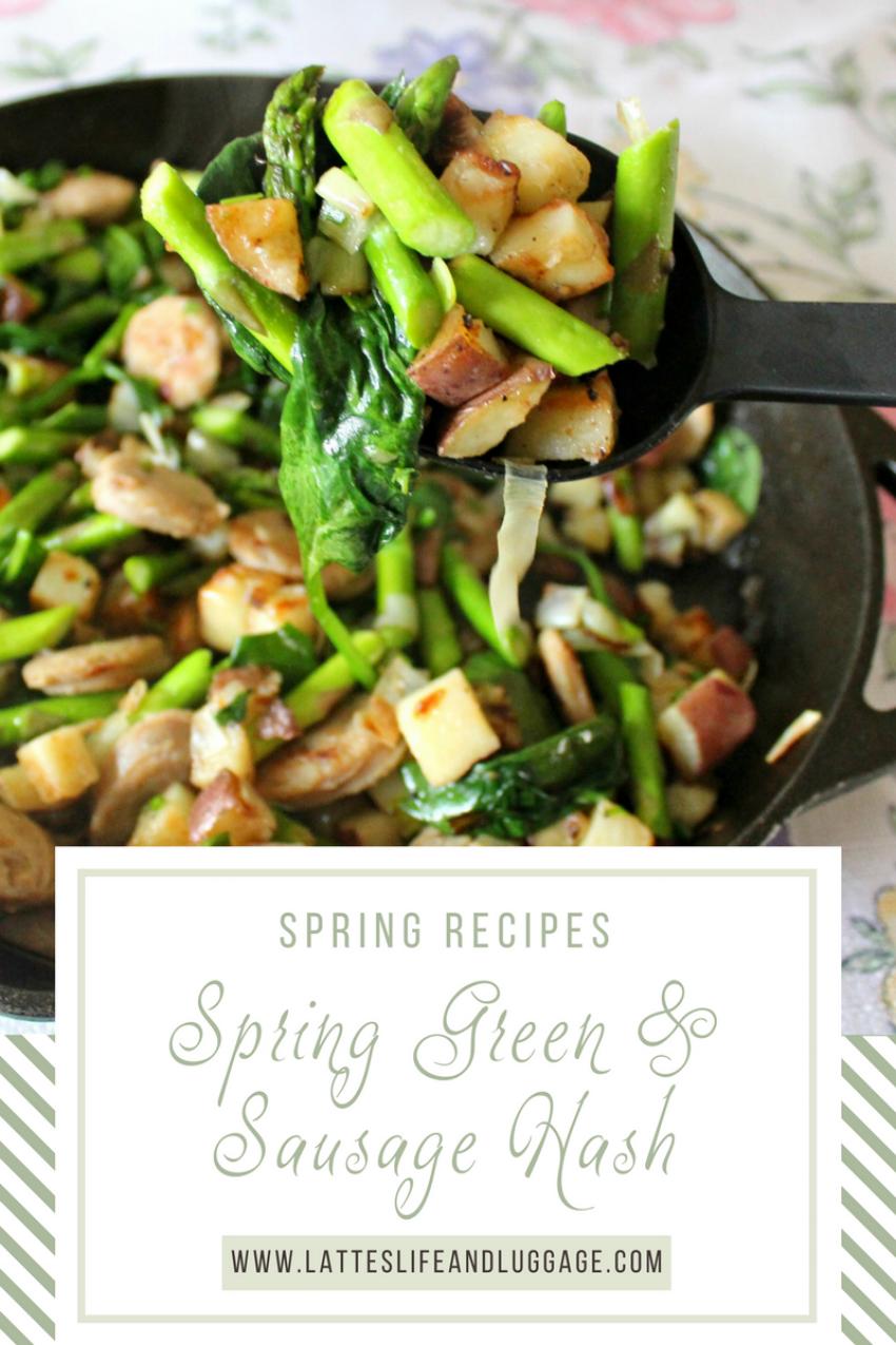 Spring - Spring Green & Sausage Hash.png