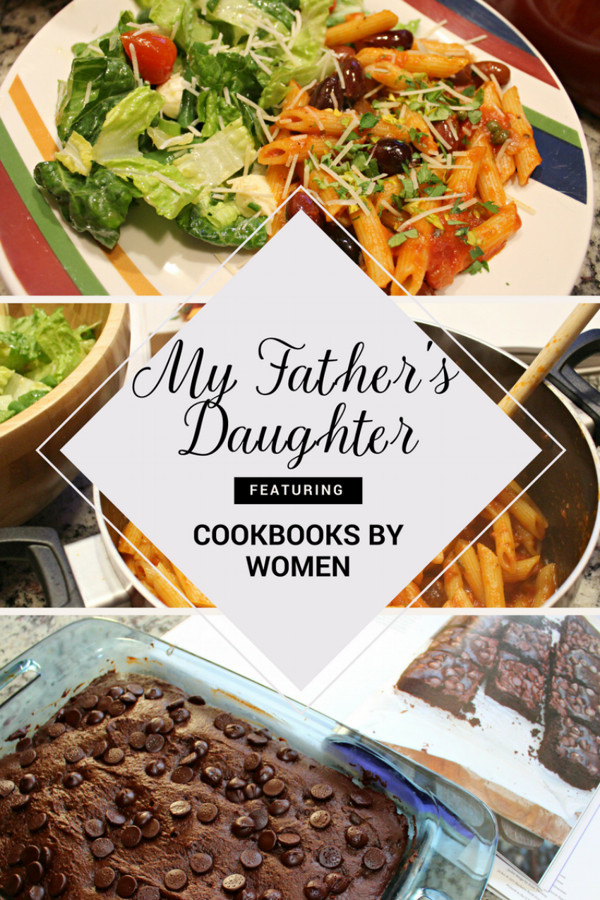 My Father's Daughter - Cookbooks by Women.png