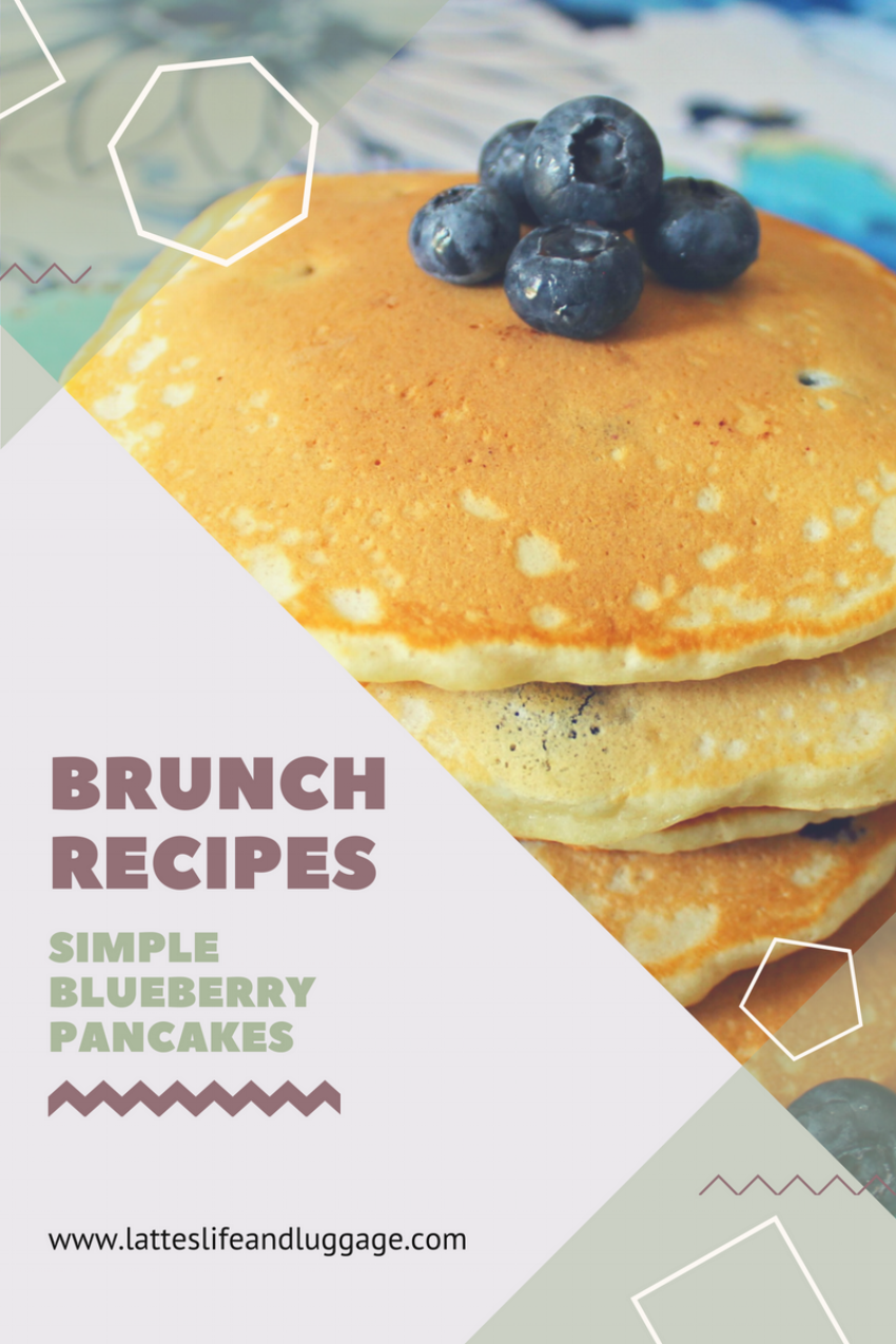 Brunch - Simple Blueberry Pancakes.png