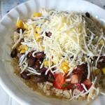 Weeknight Chicken Burrito Bowls