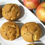 Jumbo Apple Cinnamon Muffins