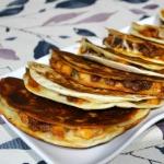 Apple & Chorizo Quesadillas
