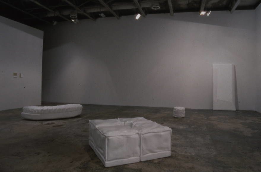 Installation view, 1998