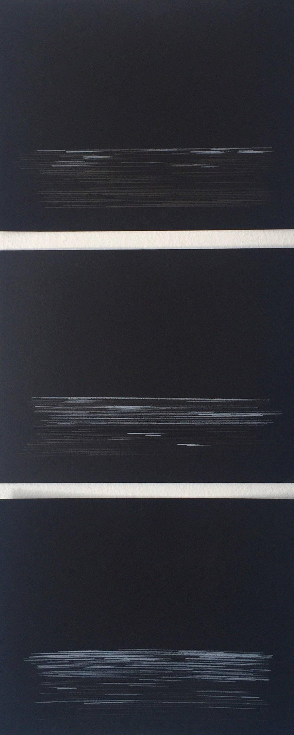 moon bath (triptych)