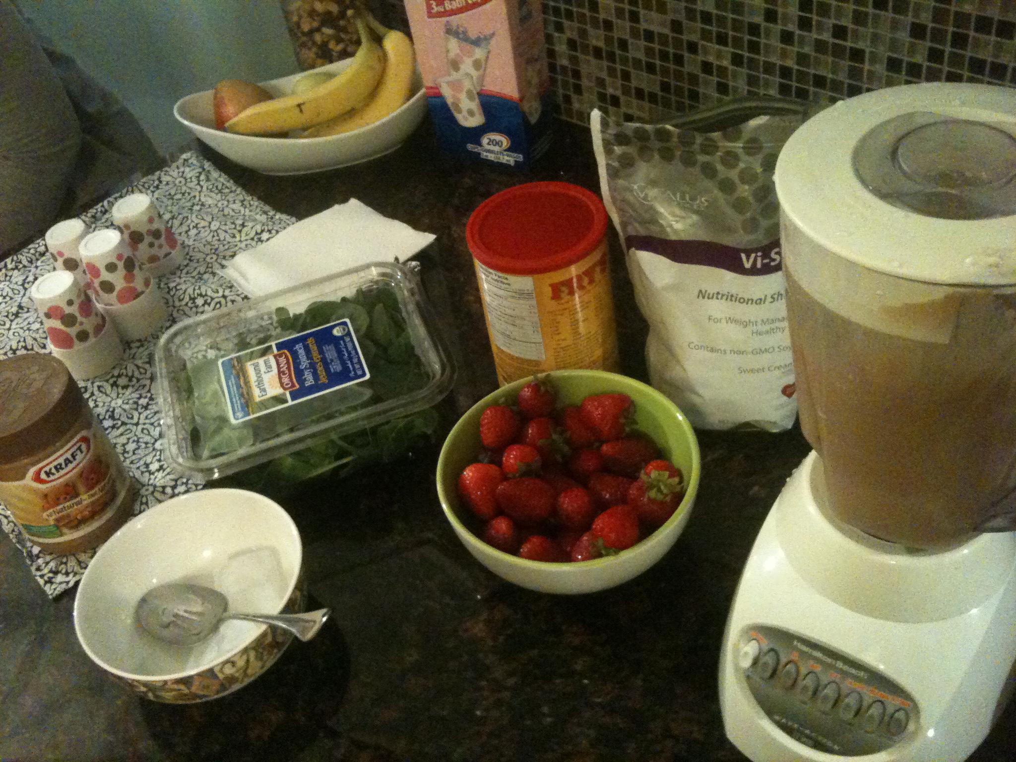Breakfast - Vi-shake!