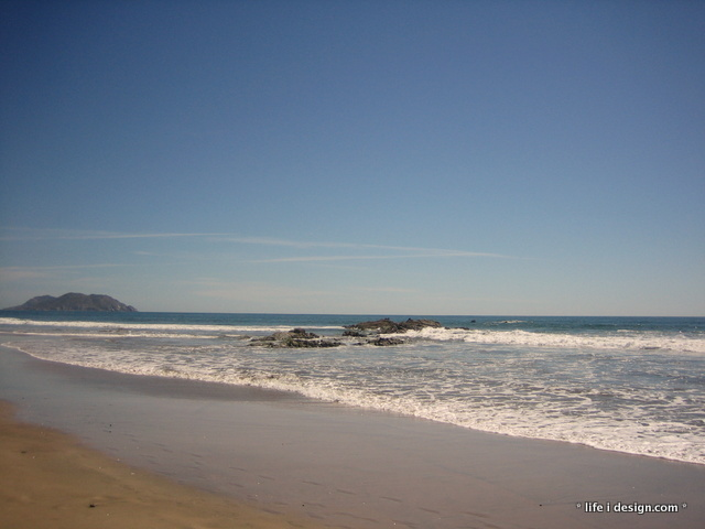 emerald bay beach mazatlan mexico