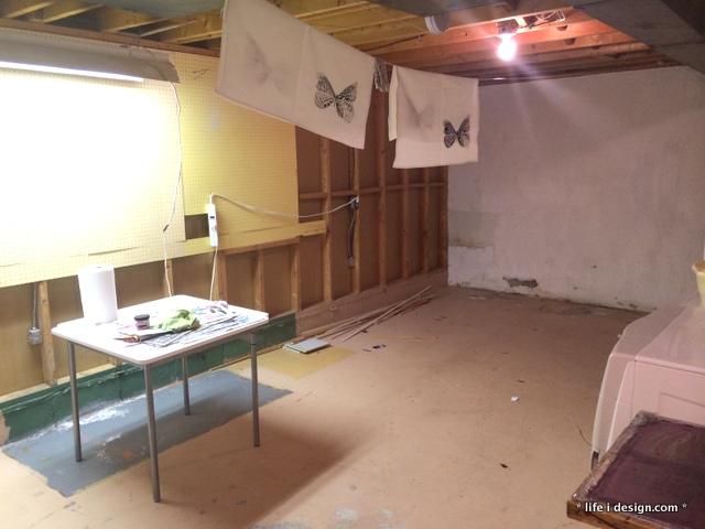 printing studio space