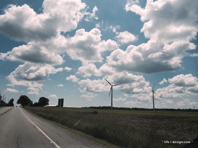 windmills roadtrip