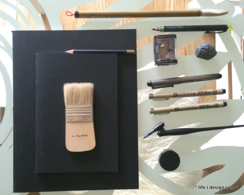 inktober tools