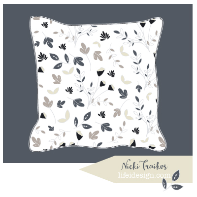 Floral-Pillow-Design