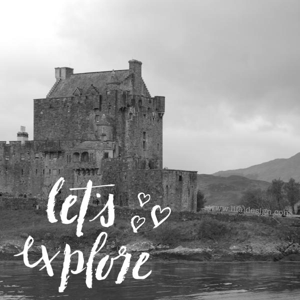 lets explore a castle