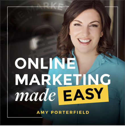 Online Marketing Made Easy  with Amy Porterfield, so many nuggets about building an online business and email marketing.