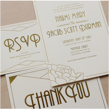 JACOB + NAOMI WEDDING STATIONARY SUITE